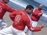 krir aziz 2012  Laâyoune beauté de notre pays Maroc , karate Trace d'un parcours mondial