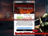 Resident Evil Operation Raccoon City Spec Ops Missions DLC Free Xbox 360 - PS3