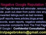 Google Reputation Repair Services -Google Reputation Repair Services