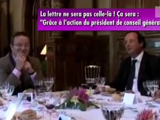 François Hollande : le cynisme c'est maintenant