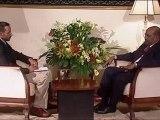 Talk to Jazeera - Omar Hassan al Bashir - 09 Nov 07 - Pt 1