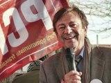 Election présidentielle : un message de Francis Parny, candidat du Front de gauche pour le Val-de-France