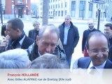 GILLES ALAYRAC 2012 - Dans le XVe avec François HOLLANDE & Bertrand DELANOË