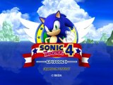 Sonic The Hedgehog 4 Episode 1 [1] Green Hill... Heu Splash Hill Zone, Acte 1