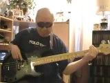 No Woman No Cry Bob Marley  basscover Bob Roha