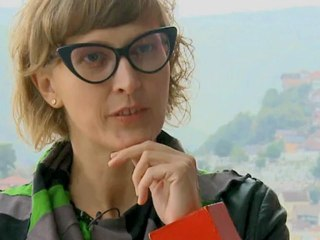 "Jasmila Zbanic about the ""Balkan Spirit"""