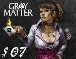 [Walkthrough] Gray Matter  FR Chapitre 3 (fin) HD