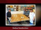 San Carlo Italian Deli & Bakery|Chatsworth Italian Sandwiches|Winnetka Italian Vine Encino Focaccia