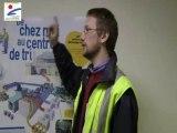 Journées Portes Ouvertes au centre de tri des déchets de l'AgglO, à Saran