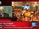 Palestine: Mahmoud Abbas à l'ONU, le processus est lancé