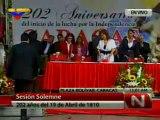 (VÍDEO) Confieren Orden Francisco de León al escritor venezolano Luis Britto García