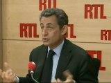 Nicolas Sarkozy, candidat UMP à la Présidentielle, a répondu aux auditeurs de RTL vendredi