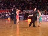 Championnat de France 2012: Danses Latines Finale Youths