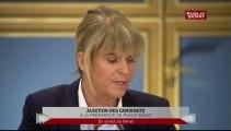 Audition de Valérie Lecasble pour le poste de PDG à Public Sénat