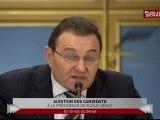 Audition de Luc Evrard au poste de PDG de Public Sénat