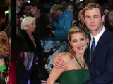 Chris Hemsworth's Wife Elsa Pataky Shows Off Her Baby Bump at Avengers Assemble Premiere