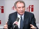 François Bayrou, invité du Matin RFI - 200412