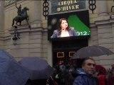 Meeting d'Eva Joly au Cirque d'Hiver de Paris - discours de Cécile Duflot