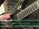 """Fragments recording """"Step back"""" @ Timbre Recording Studios 2012"""