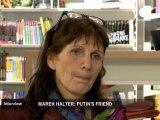 """Marek Halter, escritor: """"la paz no se contruye a cañonazos"""""""