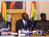 Grandes Gueules : -Abdoul Kabèlè Camara (ministre de la défense). -El hadj Boubacar Diallo (CENI). -Daffé Aissata (UFR).