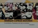 """Ud. Lo vio - Capriles: """"Queremos un país donde la justicia funcione"""""""