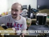 The International Unplugged Rock'n'Roll Society - Weezer / Keep Fishin'