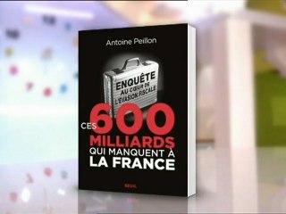 Banques: 600 Milliards d'€ de fraude fiscal/30milliards par ans