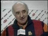 ROMA-Padova 1-0 Piacentini Ritorno 16mi di finale Coppa Italia 27-10-1993