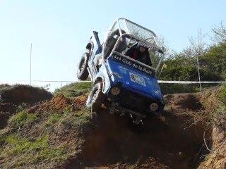 Trial 4x4 Corcoué sur Logne 2012
