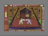 Nostalgie Vidéoludique: Les jeux de combats au Commodore 64