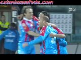 Catania-Atalanta 2-0 Rai