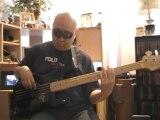 Waiting in Vain Bob Marley  basscover Bob Roha bassline Aston Familyman Barrett
