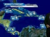 Caribbean Vacation Forecast - 04/21/2012