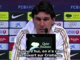 """""""Cristiano Ronaldo a montré qu'il était le meilleur"""""""