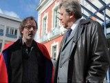 """Présidentielle 2012 : """"Super rebelle"""" (Christophe Alévêque)  a voté à Montceau-les-Mines (Saône-et-Loire)"""