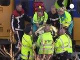 Collision de trains aux Pays-Bas : l'enquête continue