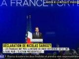 Sarkozy propose trois débats avec Hollande
