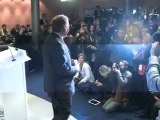 Allocution de François Bayrou - 1er tour - Présidentielles 2012