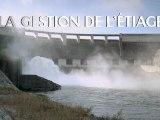 Présentation de la gestion de l'étiage par les barrage de Villerest et Naussac