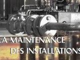 Maintenance des installations des barrages de Villerest et Naussac