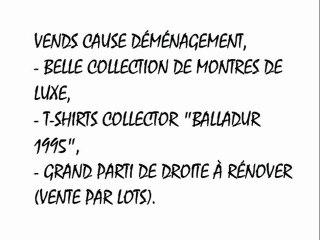 Sarkozy a de la ressource - Balto 26 avril