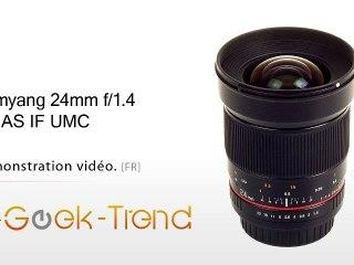 Test Samyang 24mm F1.4 (Geek-Trend)