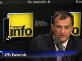 """L'UMP va """"certainement imploser"""" après la présidentielle, selon Aliot (FN)"""
