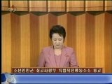 North Korea 'special action' threat