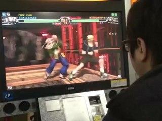La parole à Fuudo de Virtua Fighter 5 Final Showdown