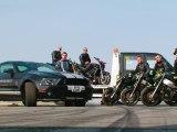 reportage Monsterdrif'team sur le circuit de clastre la nouveauté titane team 2012 le drift!