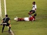 Encore un énorme loupé signé Ronaldinho !