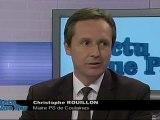 «L'actu vue» par Christophe Rouillon sur LMTV Sarthe