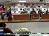 Operación Soberanía incautó 637 toneladas de drogas